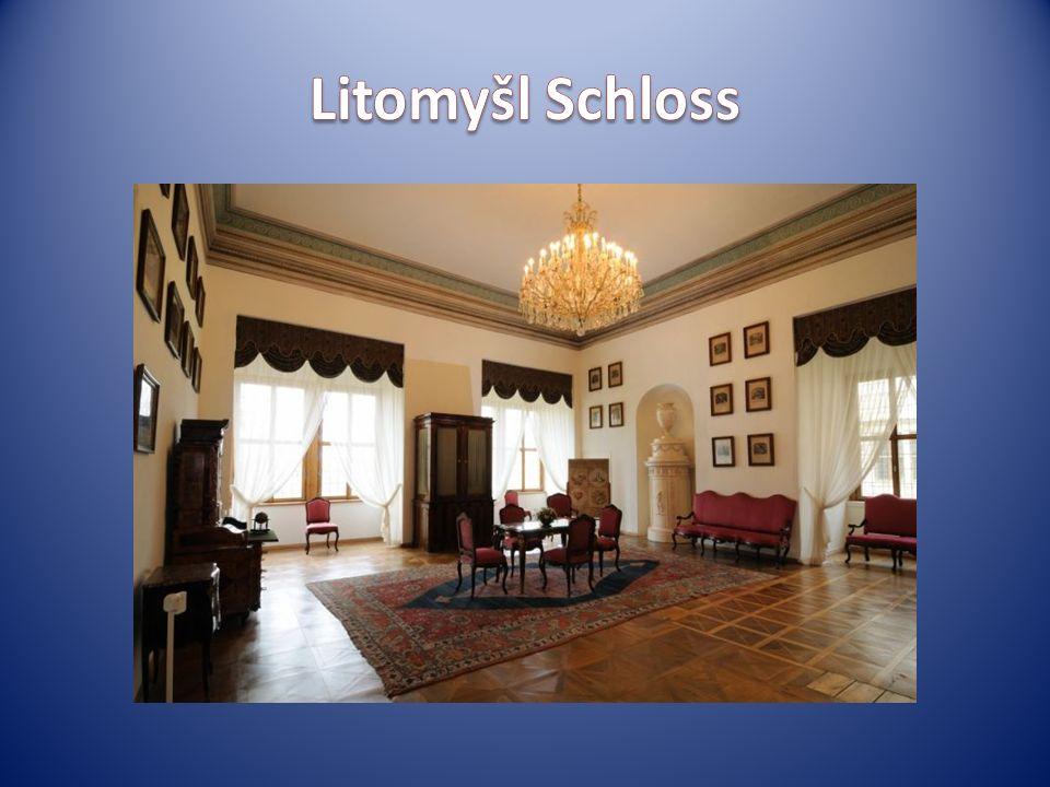 Litomyšl Schloss