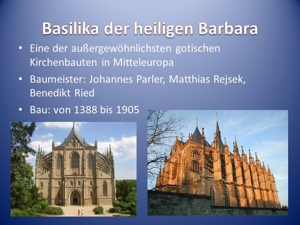 Basilika der heiligen Barbara