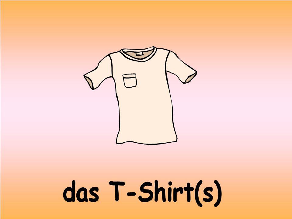 das T-Shirt(s)