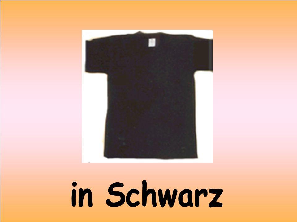 in Schwarz