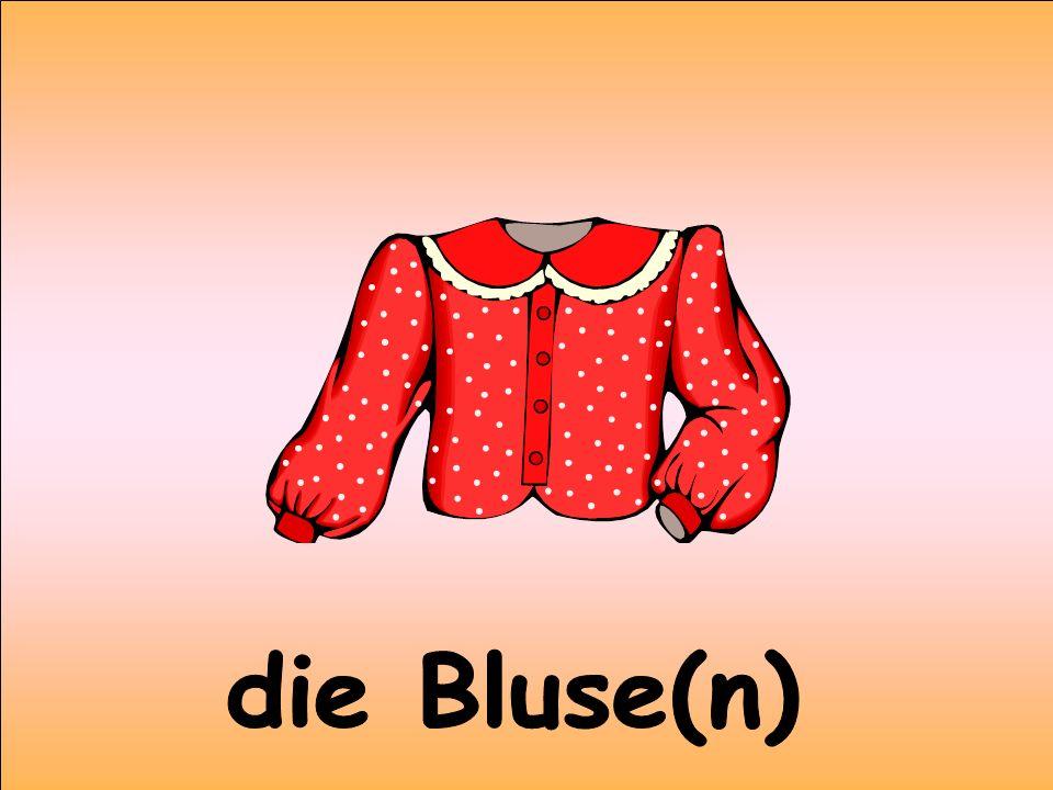 die Bluse(n)