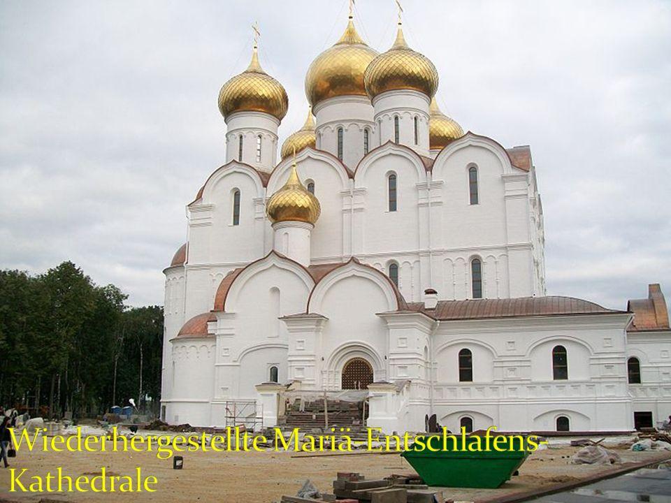 Wiederhergestellte Mariä-Entschlafens-Kathedrale
