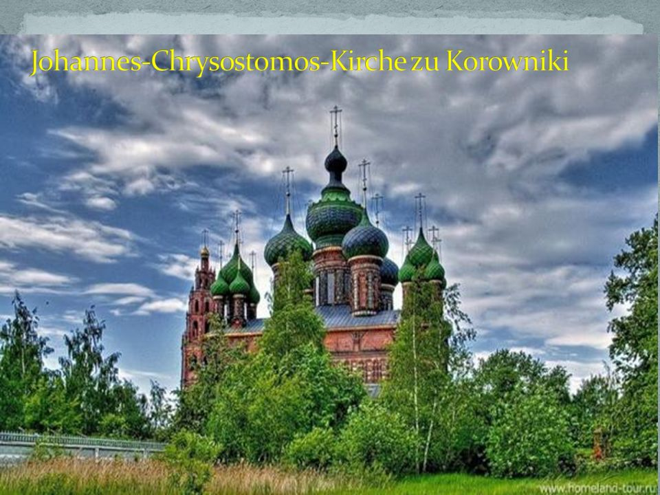 Johannes-Chrysostomos-Kirche zu Korowniki