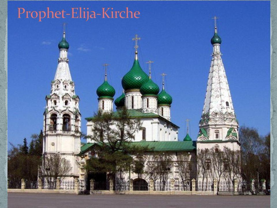 Prophet-Elija-Kirche