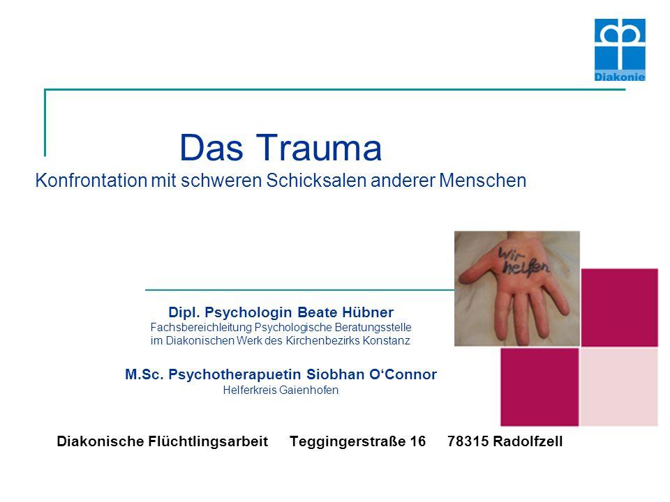 Diakonische Flüchtlingsarbeit Teggingerstraße 16 78315 Radolfzell