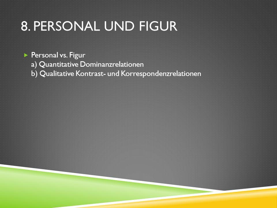 8. Personal und Figur Personal vs.