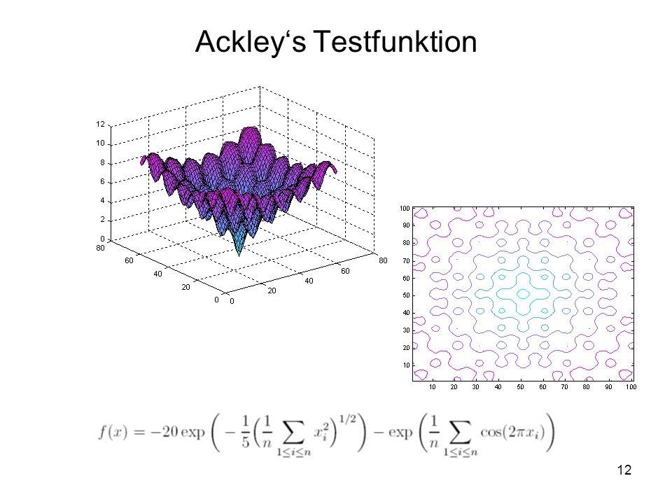 Ackley's Testfunktion