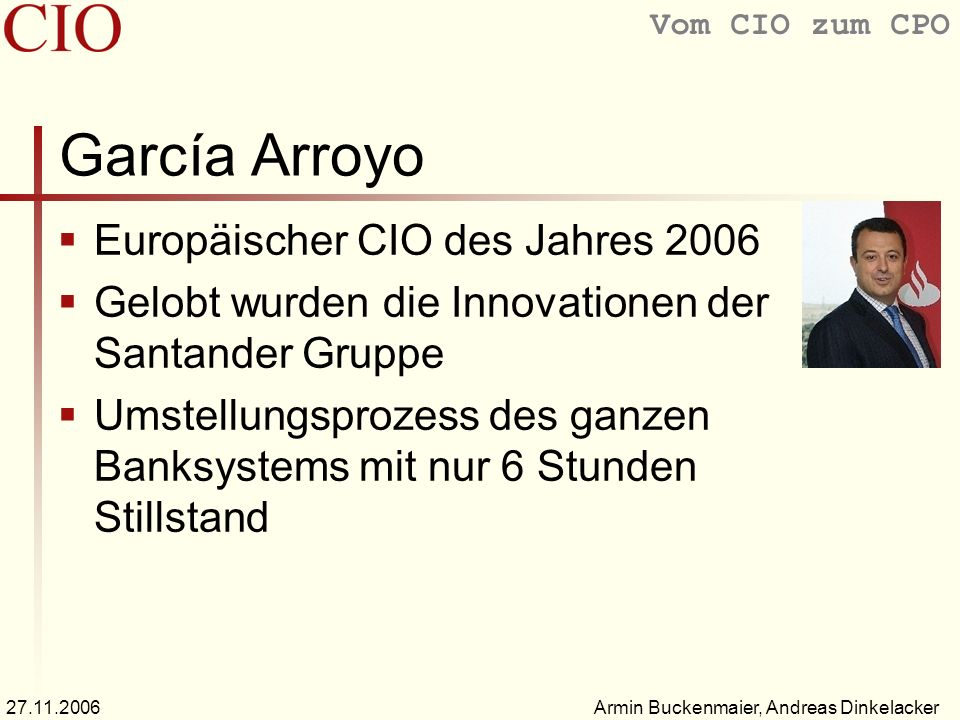 Armin Buckenmaier, Andreas Dinkelacker