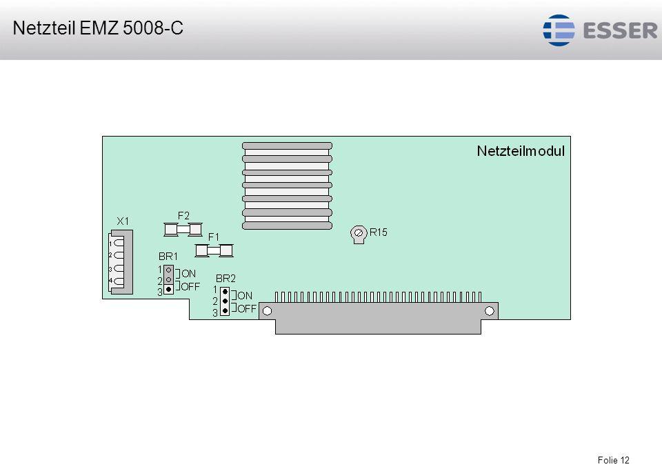Netzteil EMZ 5008-C