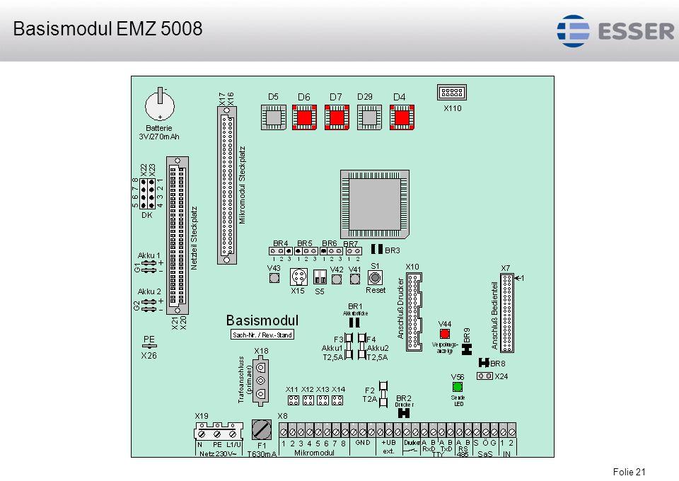 Basismodul EMZ 5008