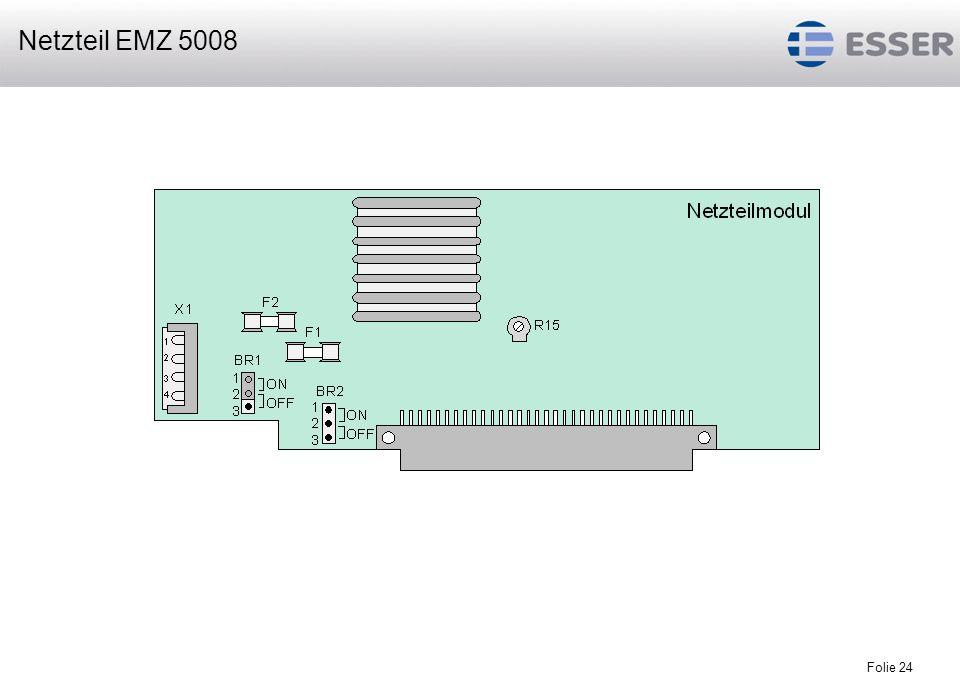 Netzteil EMZ 5008