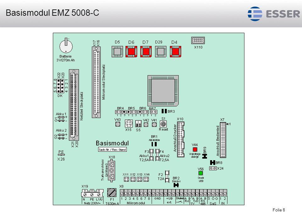 Basismodul EMZ 5008-C