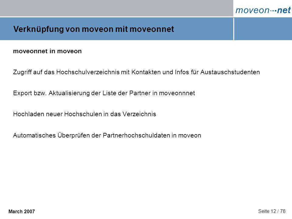 Verknüpfung von moveon mit moveonnet