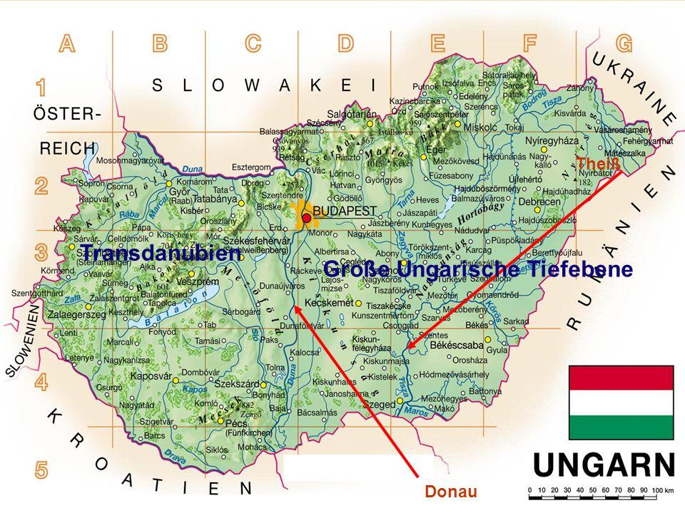 Große Ungarische Tiefebene
