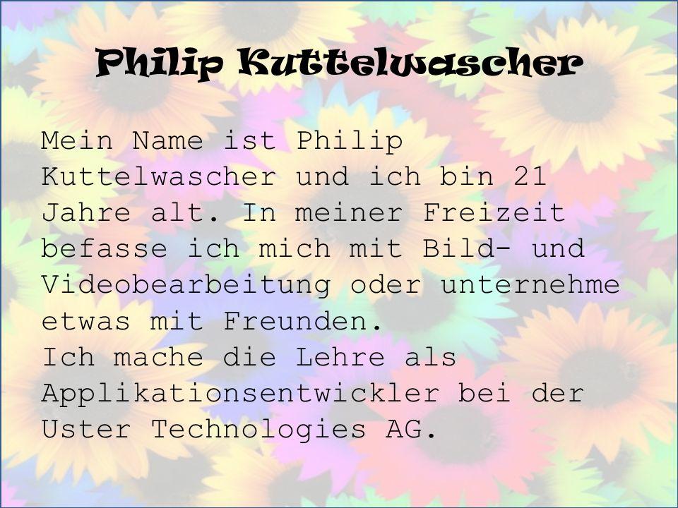 Philip Kuttelwascher