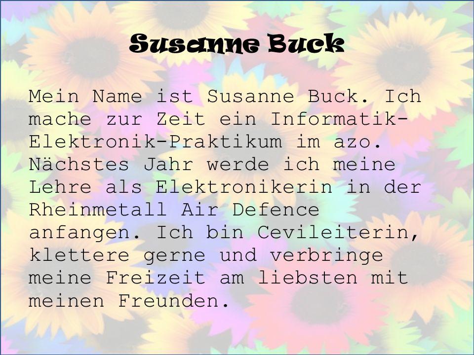 Susanne Buck