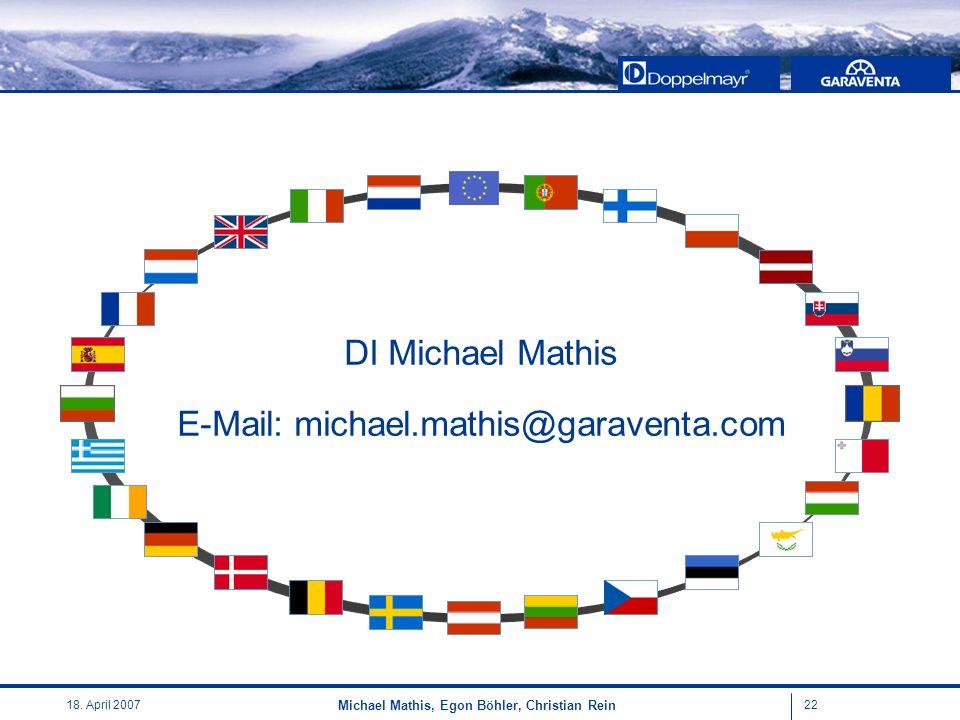 E-Mail: michael.mathis@garaventa.com