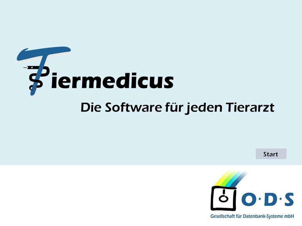 Die Software für jeden Tierarzt