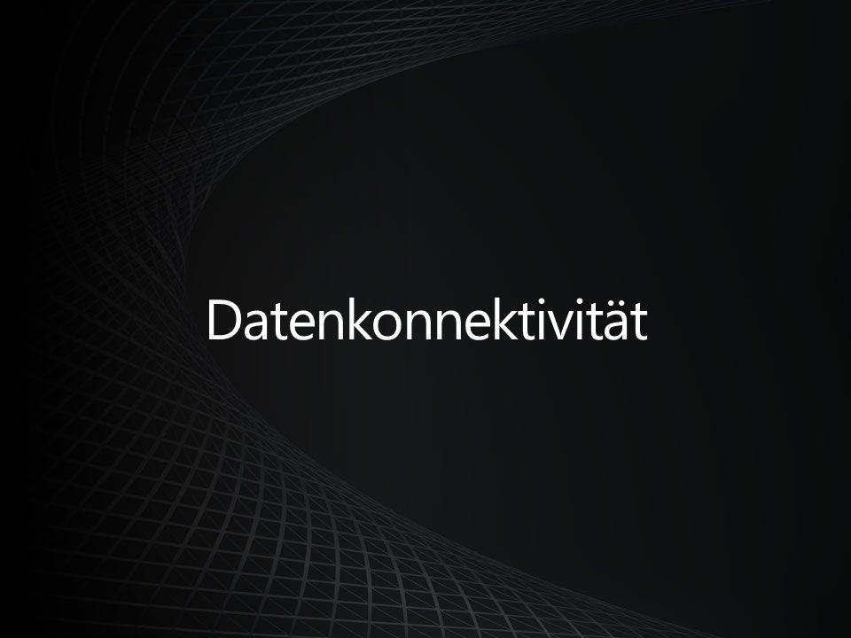 Datenkonnektivität
