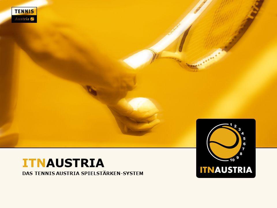 ITNAUSTRIA DAS TENNIS AUSTRIA SPIELSTÄRKEN-SYSTEM
