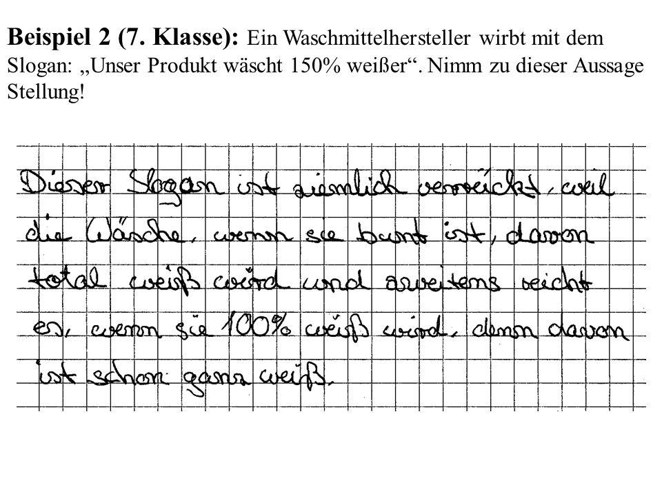 Beispiel 2 (7.