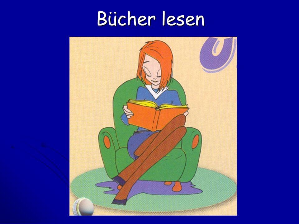 Bücher lesen