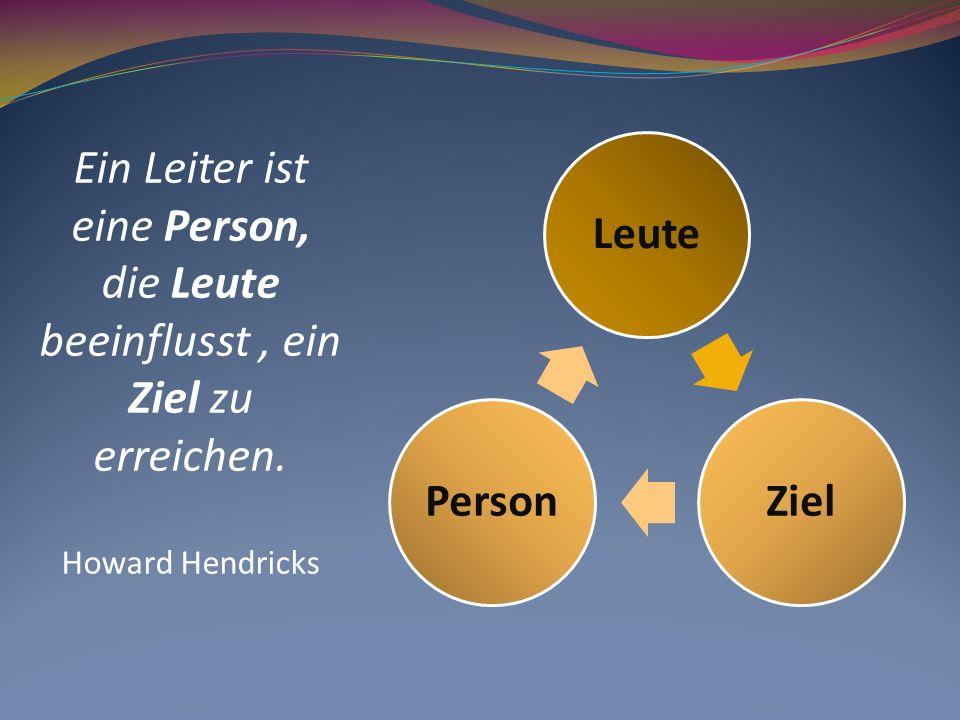 Leute Ziel. Person. Ein Leiter ist eine Person, die Leute beeinflusst , ein Ziel zu erreichen.