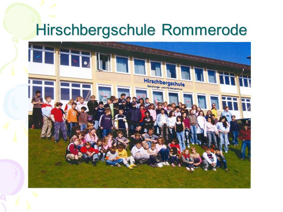 Hirschbergschule Rommerode