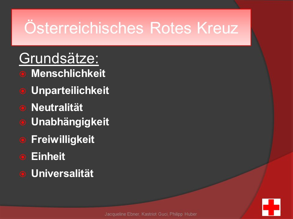 Österreichisches Rotes Kreuz