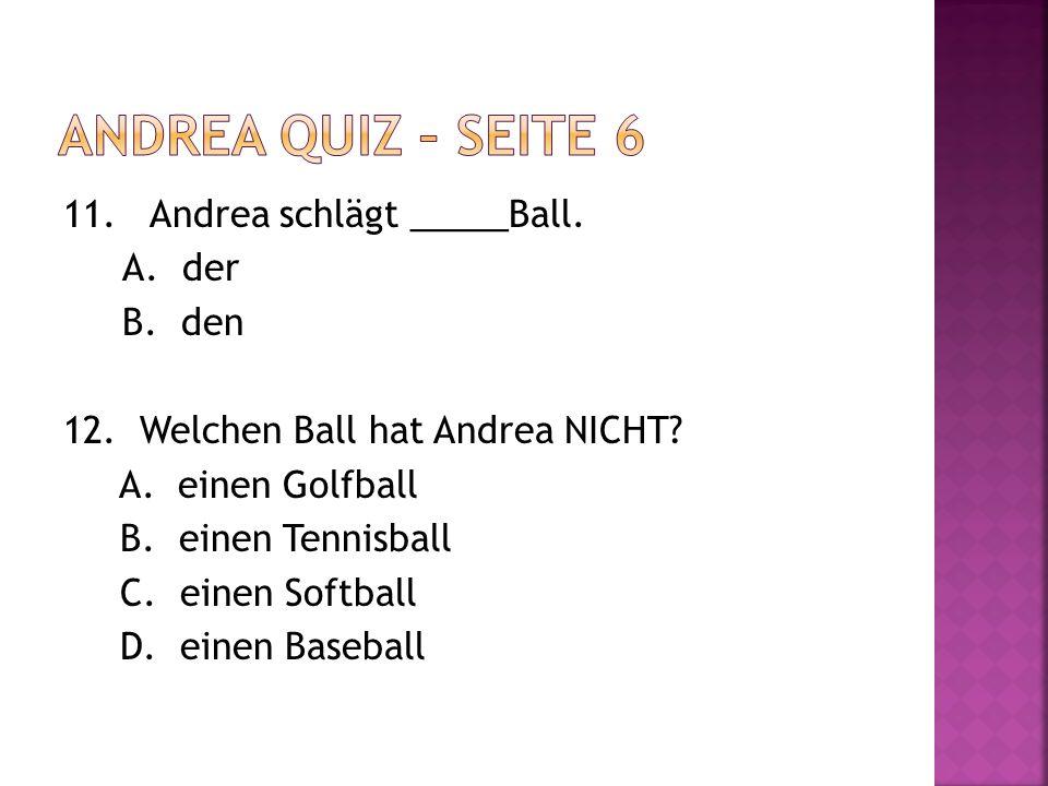 Andrea quiz – seite 6