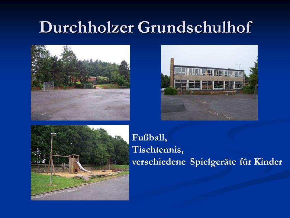 Durchholzer Grundschulhof