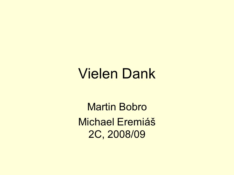 Martin Bobro Michael Eremiáš 2C, 2008/09