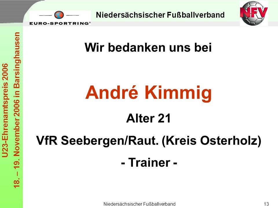 VfR Seebergen/Raut. (Kreis Osterholz)