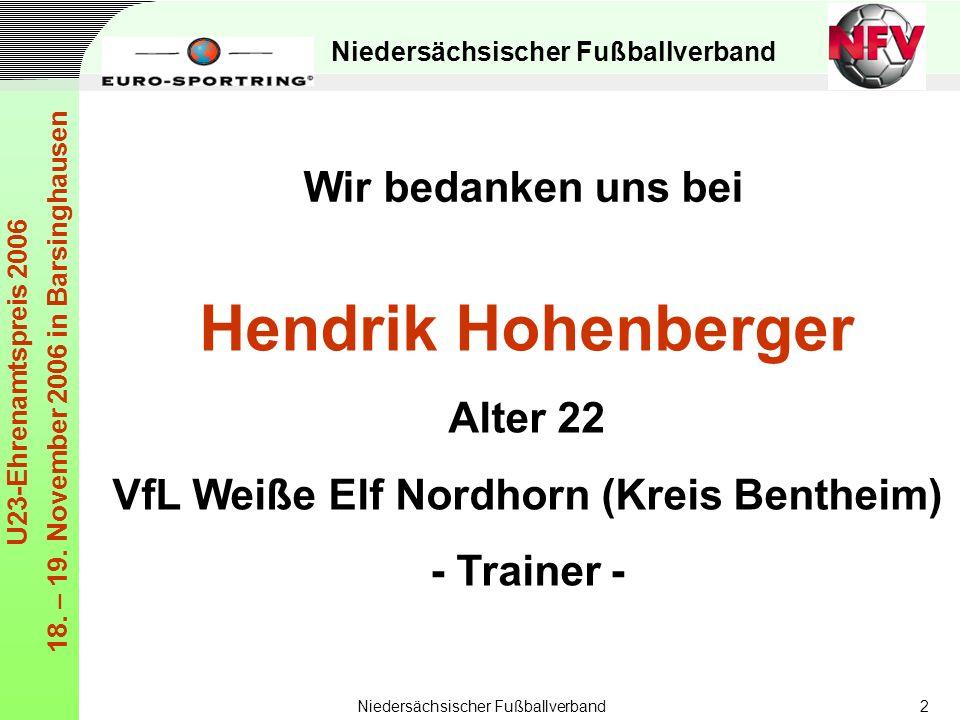 VfL Weiße Elf Nordhorn (Kreis Bentheim)