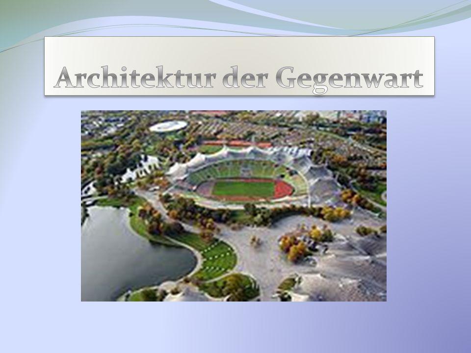 Architektur der Gegenwart