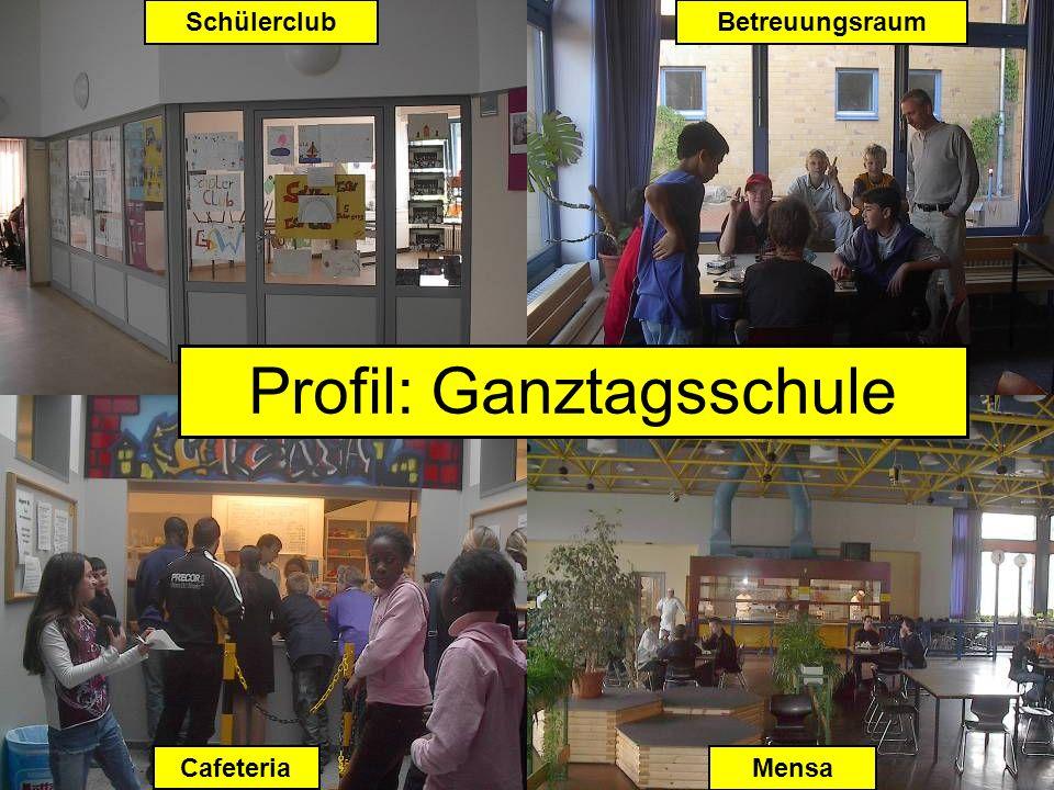 Profil: Ganztagsschule