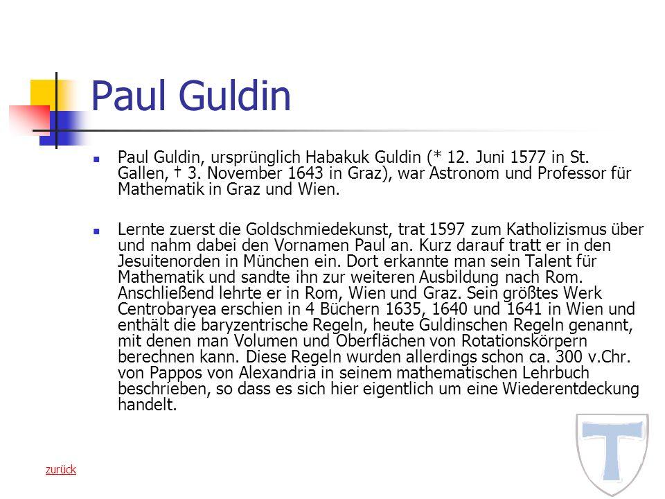 Paul Guldin