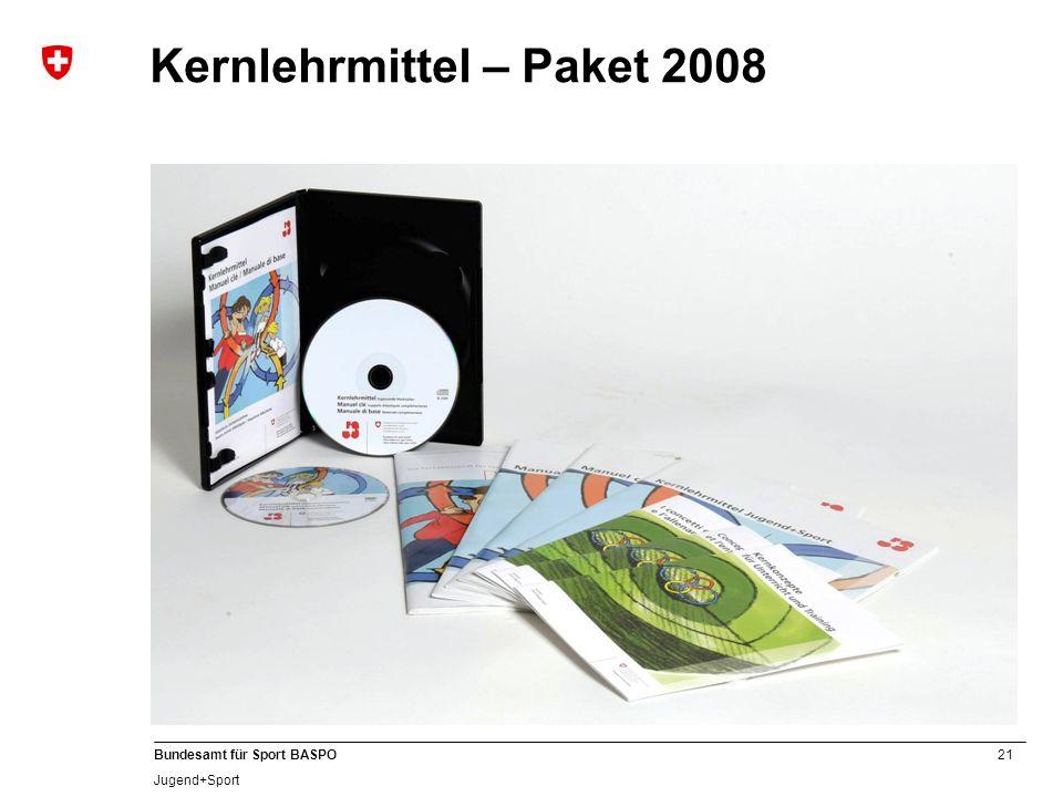 Kernlehrmittel – Paket 2008