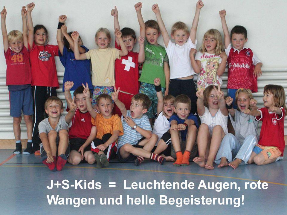 A J+S-Kids = Leuchtende Augen, rote Wangen und helle Begeisterung! 27