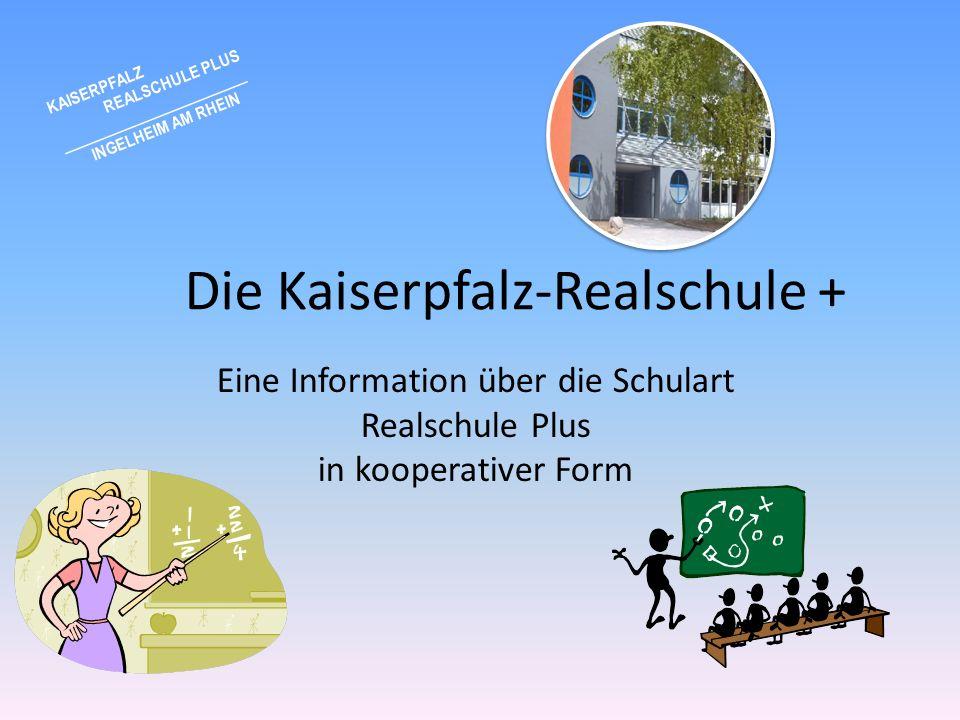 Die Kaiserpfalz-Realschule +