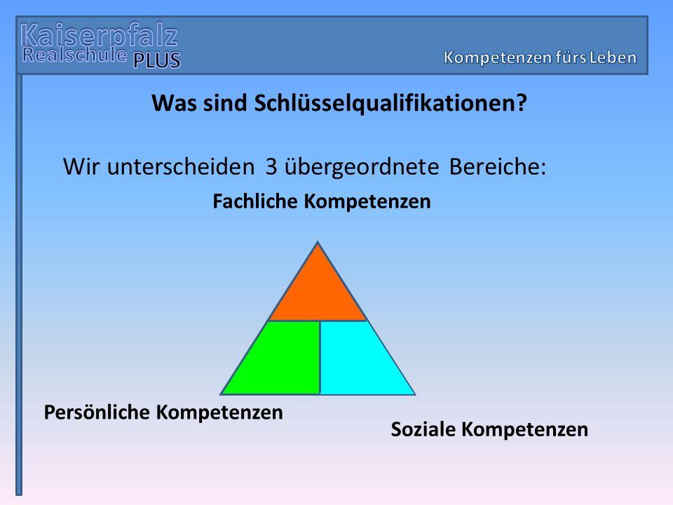 Kaiserpfalz Was sind Schlüsselqualifikationen