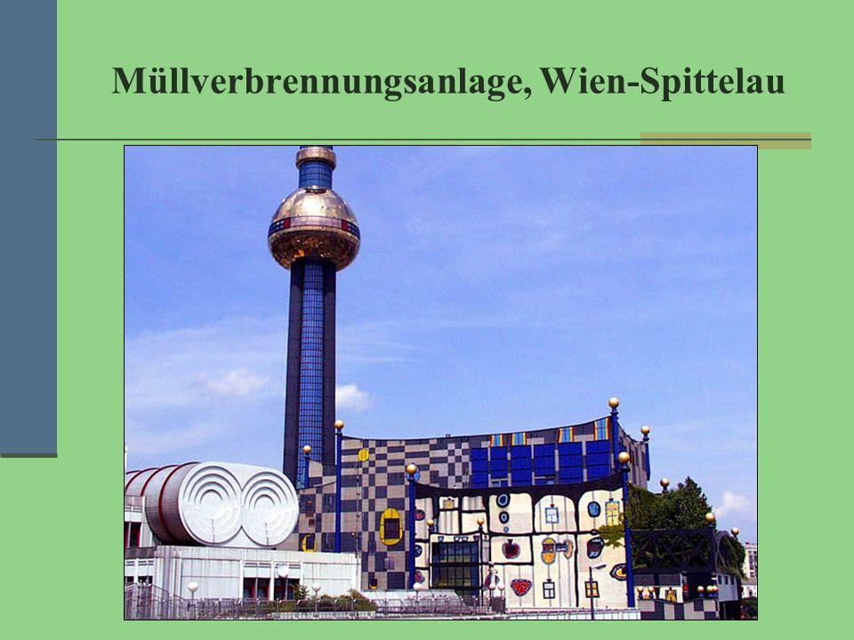 Müllverbrennungsanlage, Wien-Spittelau