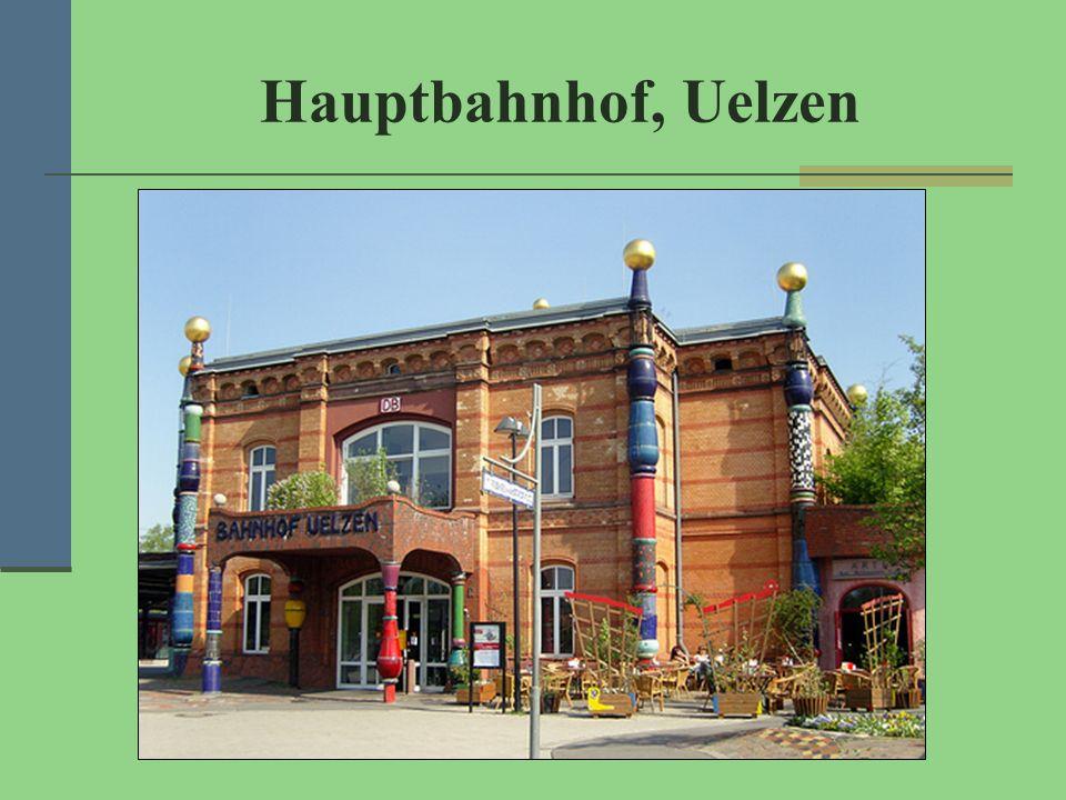 Hauptbahnhof, Uelzen