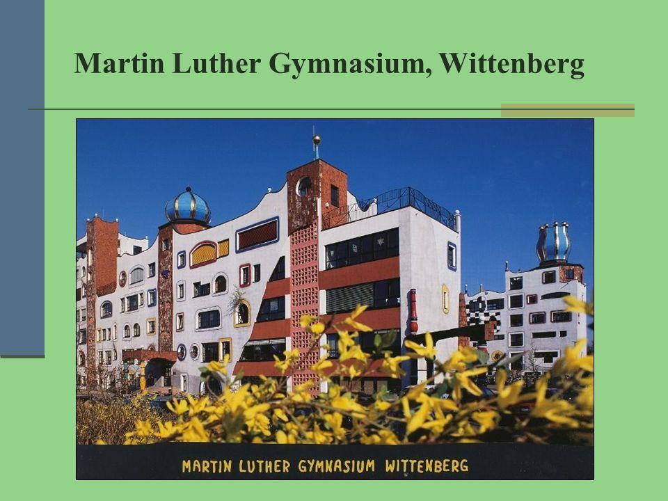 Martin Luther Gymnasium, Wittenberg