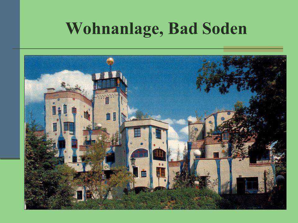 Wohnanlage, Bad Soden
