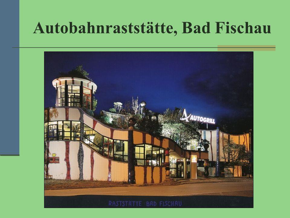 Autobahnraststätte, Bad Fischau