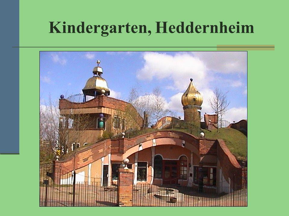 Kindergarten, Heddernheim