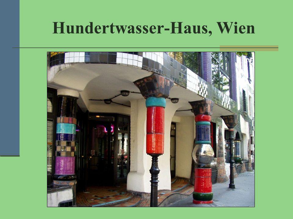Hundertwasser-Haus, Wien