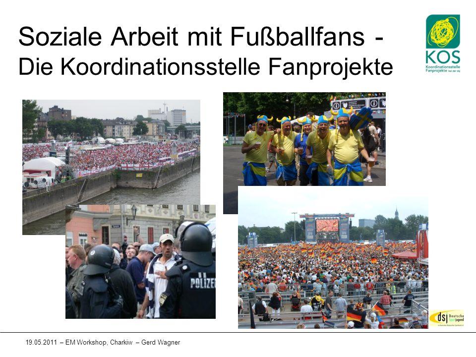 Soziale Arbeit mit Fußballfans -