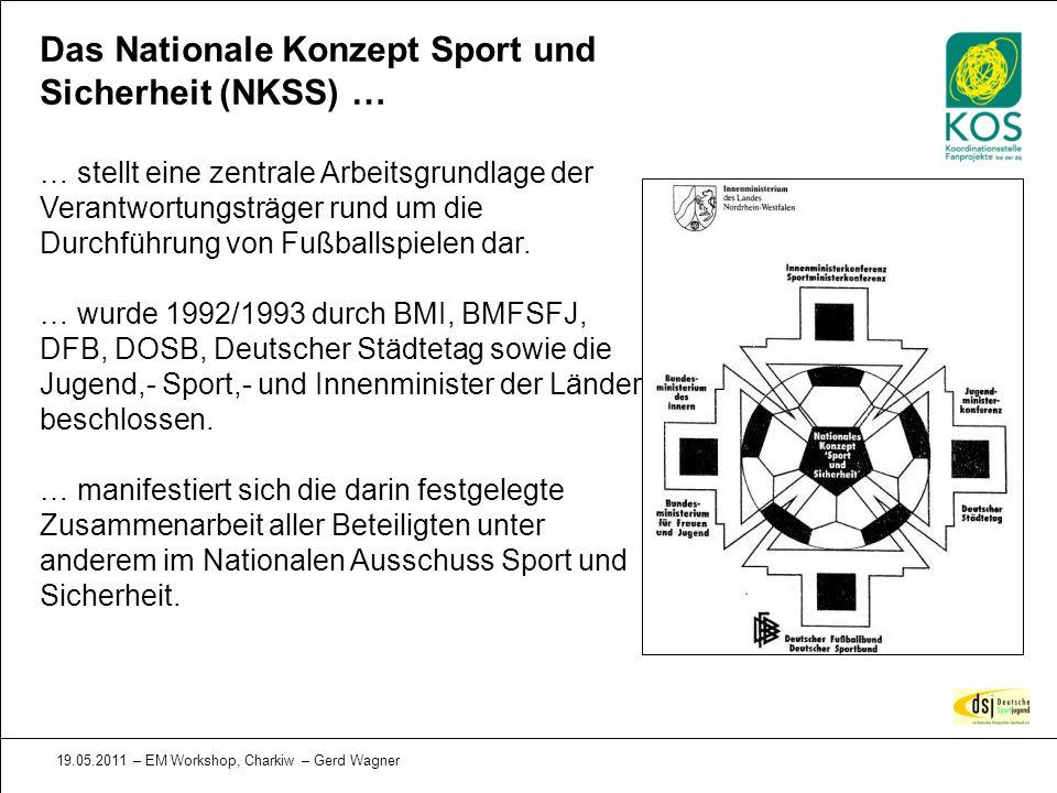 Das Nationale Konzept Sport und Sicherheit (NKSS) …